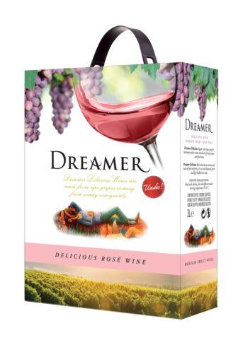 Dreamer Delicious Rose 300cl BIB