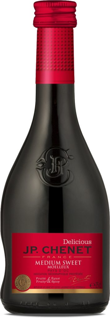 J.P.Chenet Red Medium Sweet 25cl