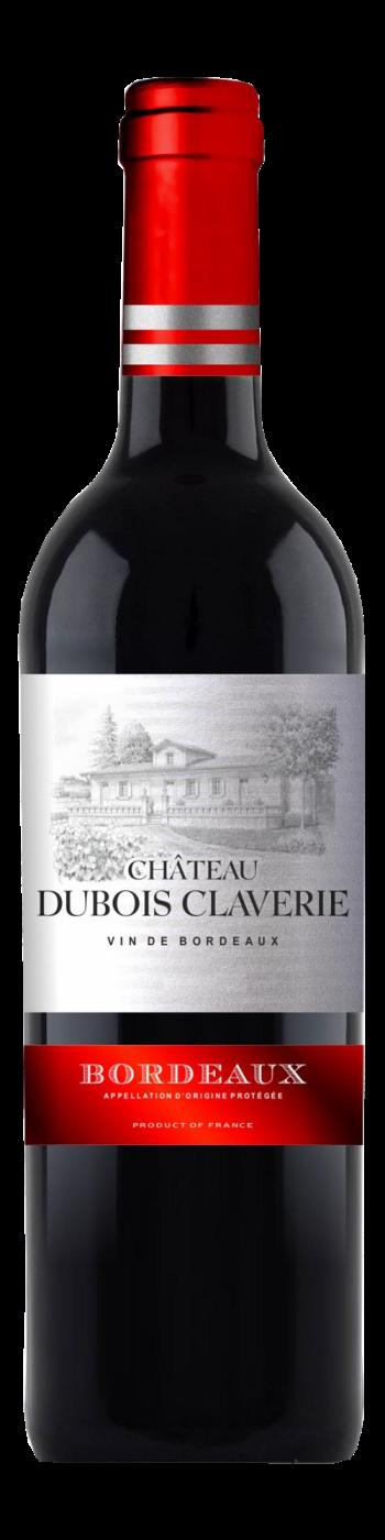 Chateau Dubois Claverie Bordeaux 75cl