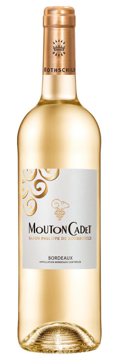 Rothschild Mouton Cadet Bordeaux Blanc 75cl