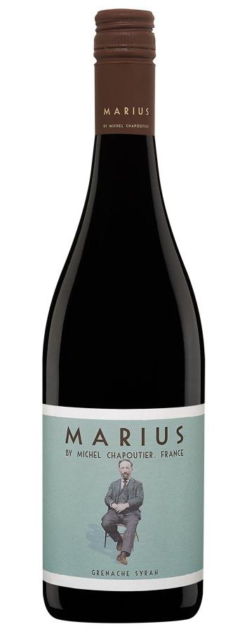 Chapoutier Marius Syrah Grenache 75cl