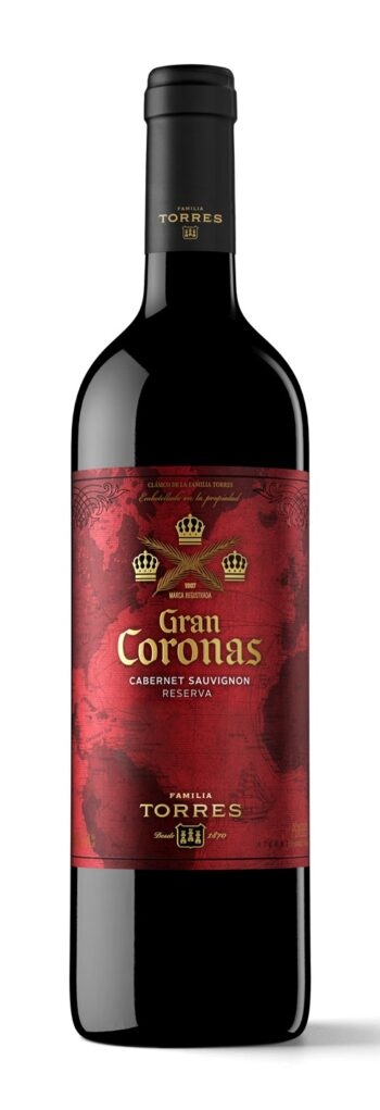 Torres Gran Coronas Cabernet 75cl