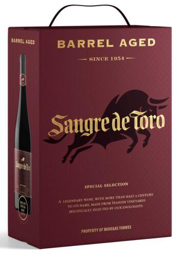 Torres Sangre de Toro Barrel Aged 300cl BIB