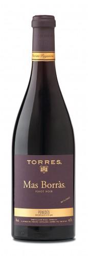 Torres Mas Borras Pinot Noir 75cl