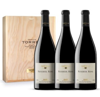 Torres Reserva Real 3*75cl giftbox