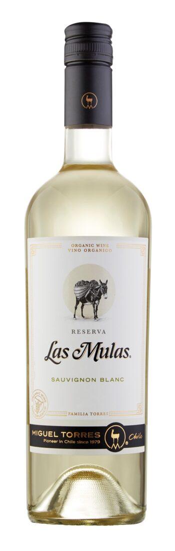 Torres Las Mulas Sauvignon Blanc Organic 75cl