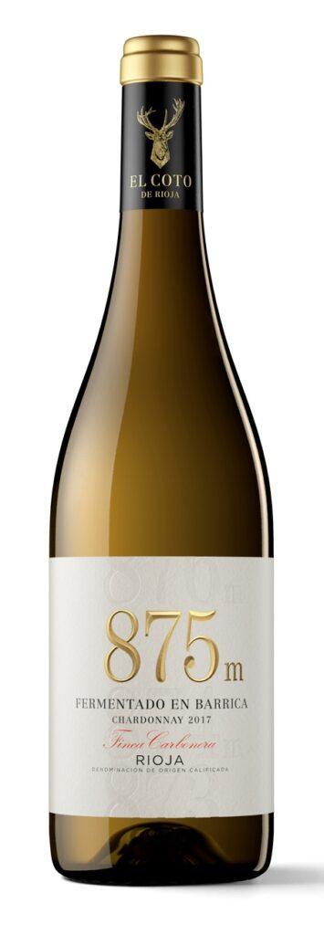 El Coto 875m Finca Carbonera Chardonnay 75cl