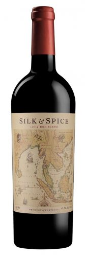 Silk and Spice Red Blend 75cl