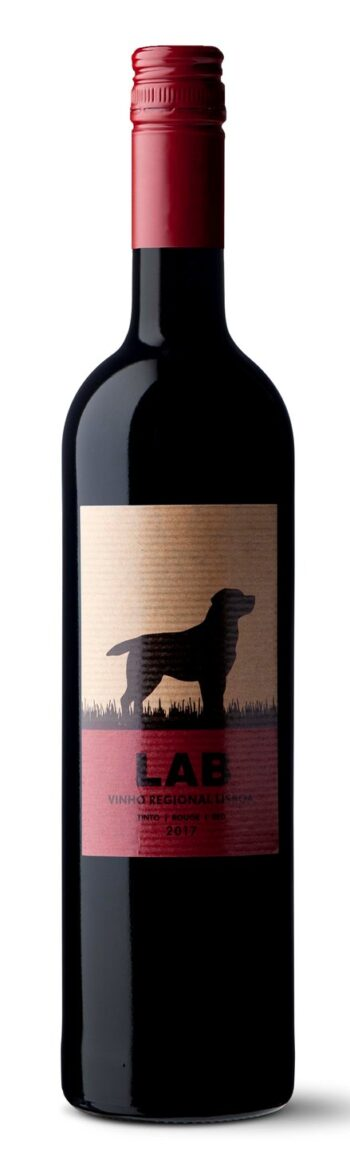LAB Vinho Regional Lisboa Red 75cl
