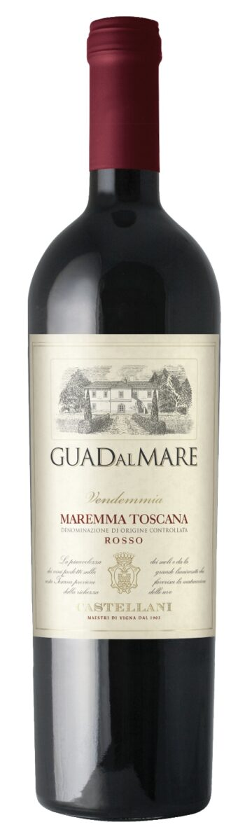 Castellani Guadalmare Maremma Toscana 75cl