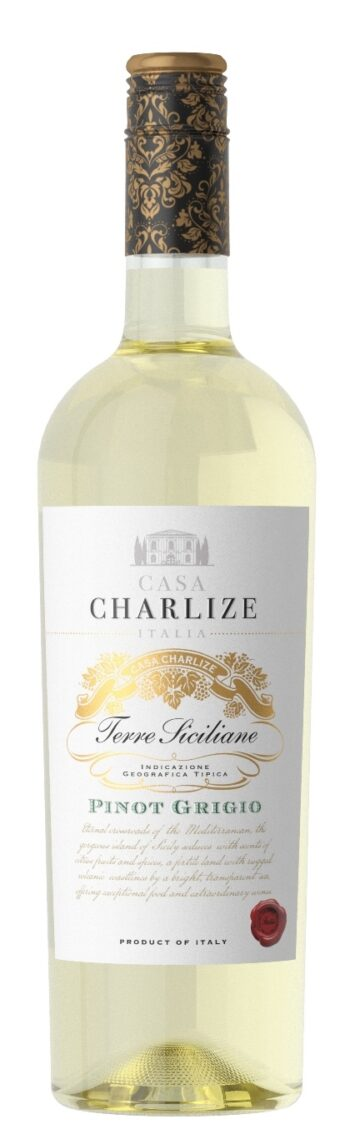 Casa Charlize Pinot Grigio Terre Siciliane IGT 75cl