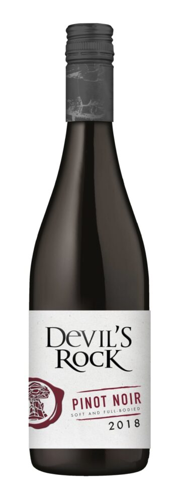 Devil's Rock Pinot Noir 75cl