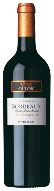 Dulong Premium Merlot Cabernet Bordeaux 75cl