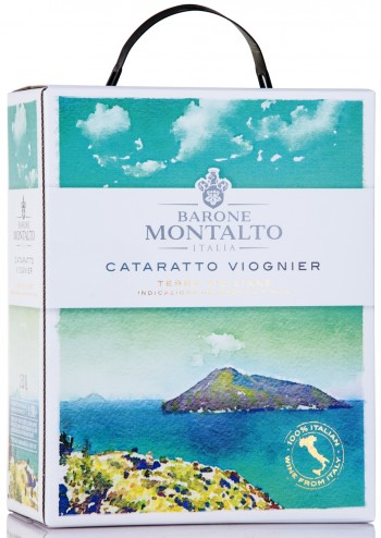 Barone Montalto Catarratto-Viognier 300cl BIB