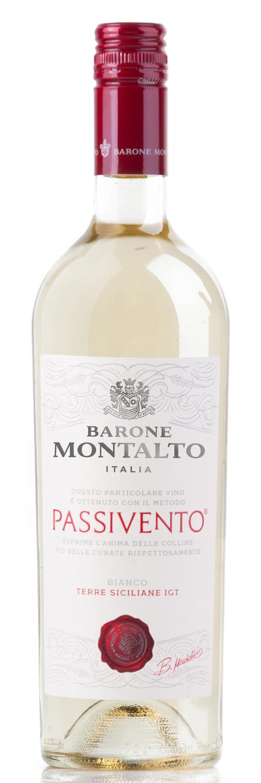Barone Montalto Passivento Bianco 75cl