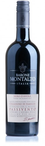 Barone Montalto Passivento Nero d'Avola 75cl