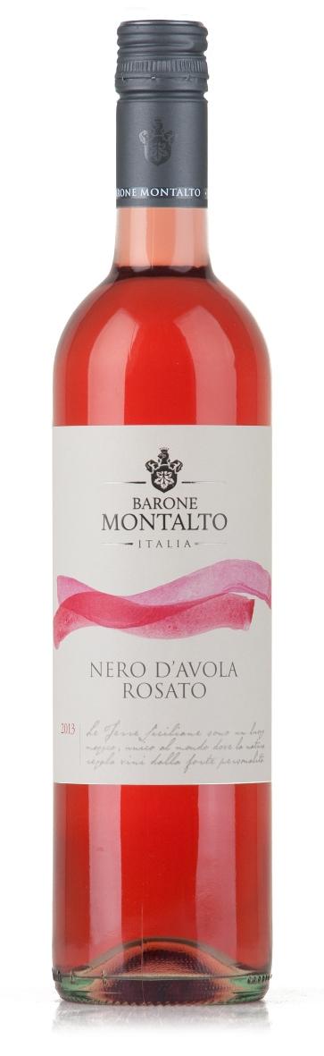 Barone Montalto Nero d'Avola Rosato 75cl