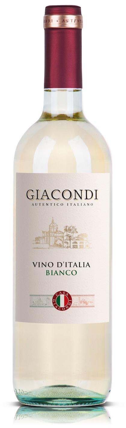 Giacondi Vino Bianco 75cl