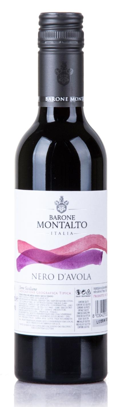 Barone Montalto Nero d'Avola 37.5cl