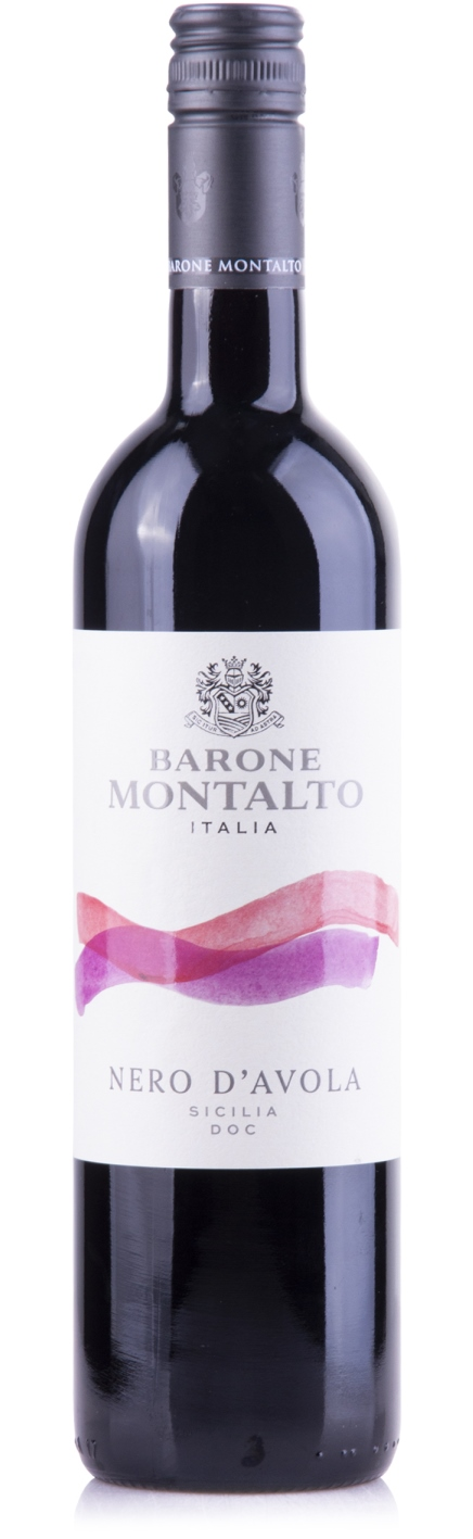 Barone Montalto Nero d'Avola 75cl