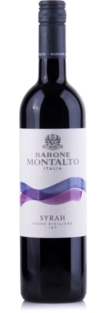 Barone Montalto Syrah 75cl