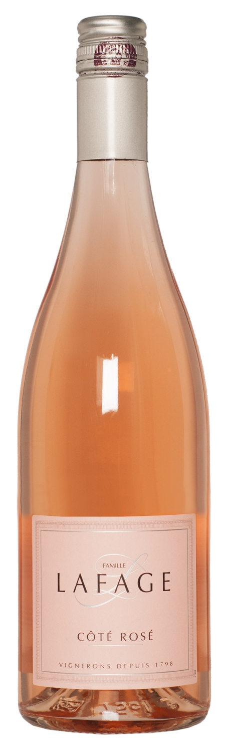 Famille Lafage Cote Rose 75cl
