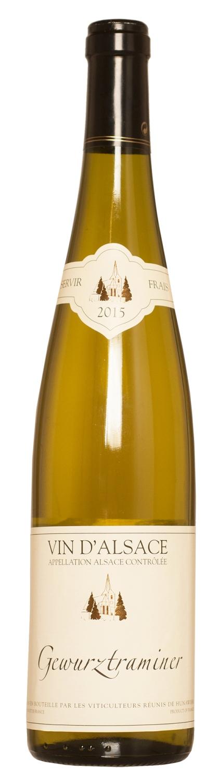 Hunawihr Vin D'Alsace Gewurztraminer 75cl