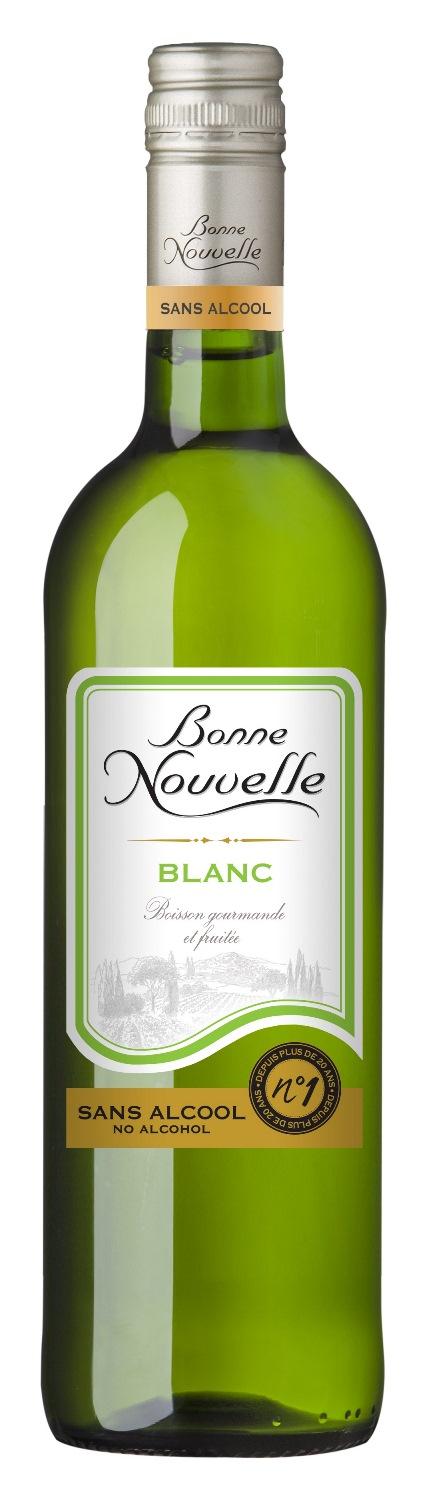 Bonne Nouvelle Blanc Alcohol-Free 75cl