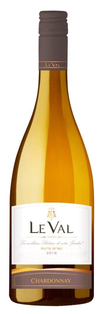 Le Val Chardonnay IGP Pays d'Oc 75cl
