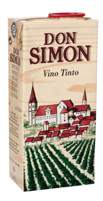 Don Simon Tinto 100cl tetra