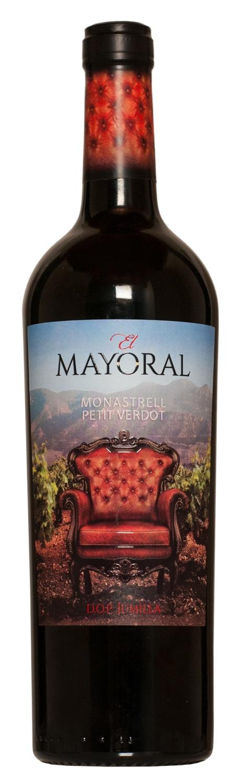 El Mayoral Monastrell Petit Verdot 75cl