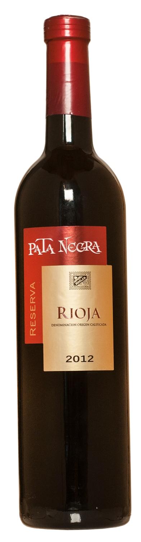 Pata Negra Rioja Reserva 75cl