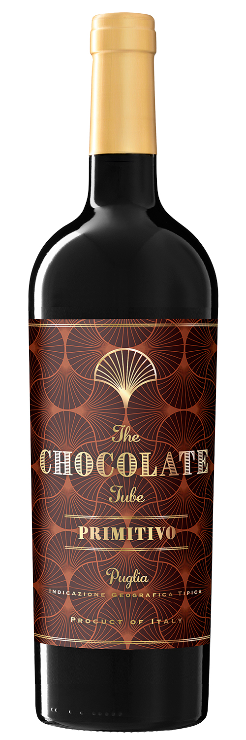 Chocolate Tube Primitivo 75cl
