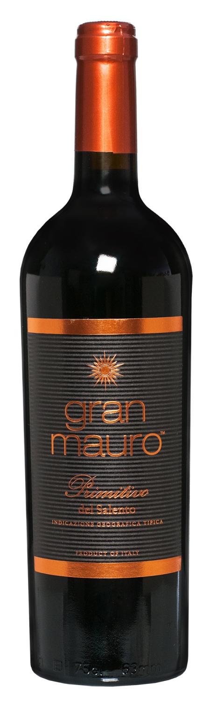 Gran Mauro Primitivo Del Salento 75cl