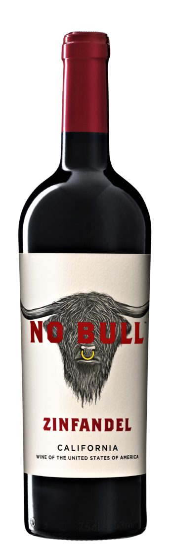 No Bull Zinfandel California 75cl