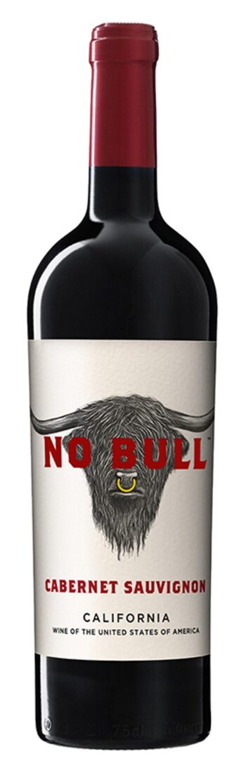 No Bull Cabernet Sauvignon California 75cl