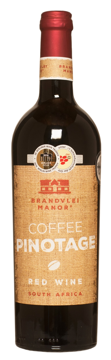 Brandvlei Manor Coffee Pinotage 75cl