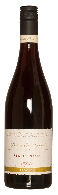 Peter & Peter Pinot Noir 75cl