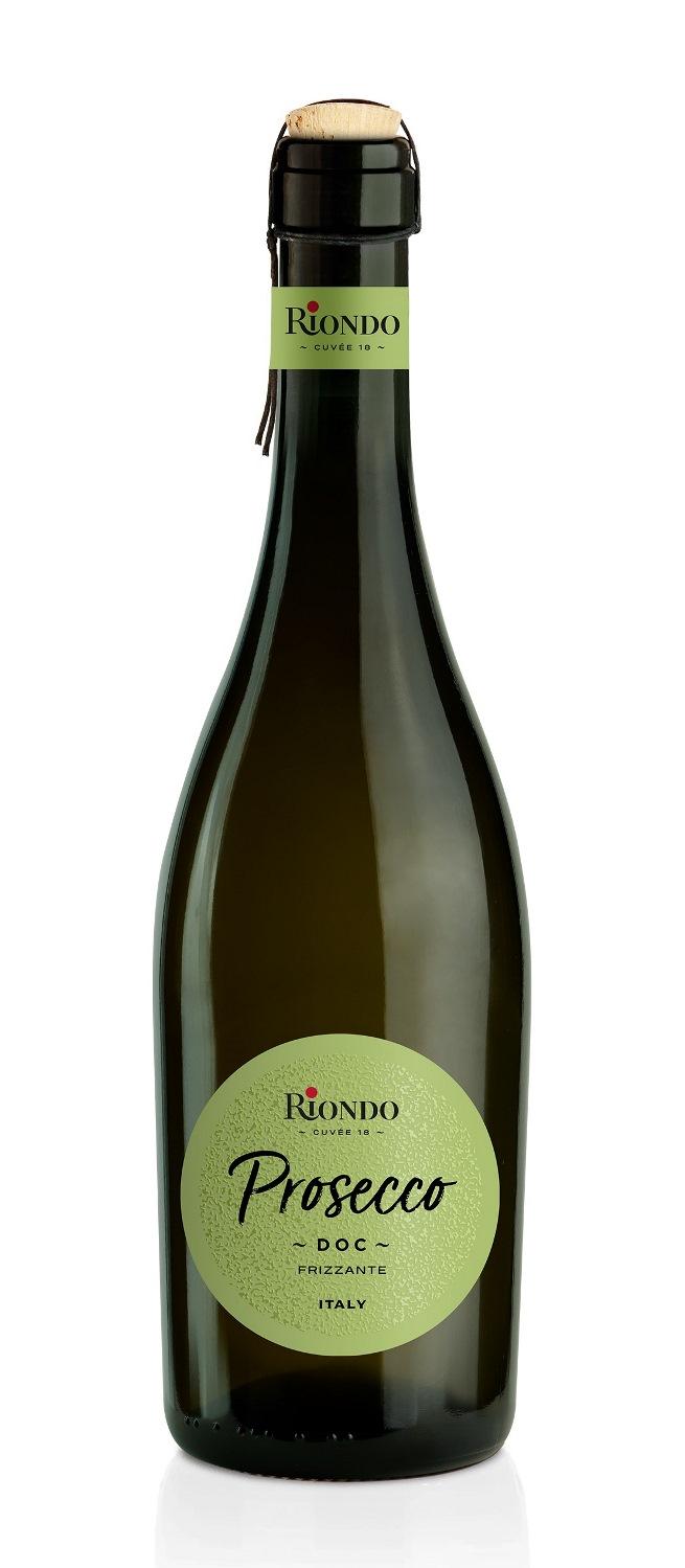 Riondo Green Label Spago Vino Frizzante Prosecco DOC 75cl
