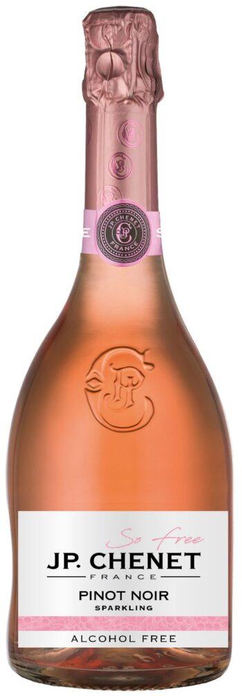 J.P.Chenet Sparkling Pinot Noir alcohol free 75cl