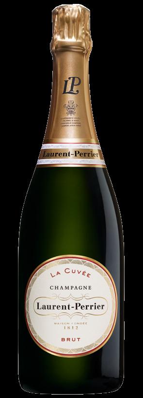 Laurent Perrier La Cuvee Brut Champagne 75cl
