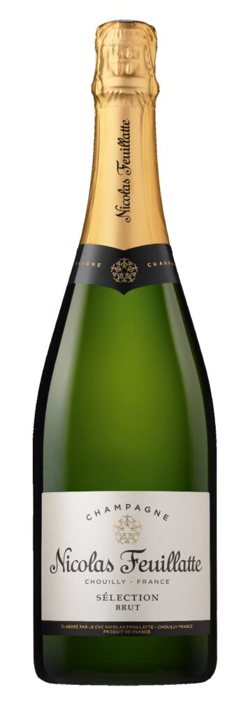 Nicolas Feuillatte Selection Brut Champagne 75cl