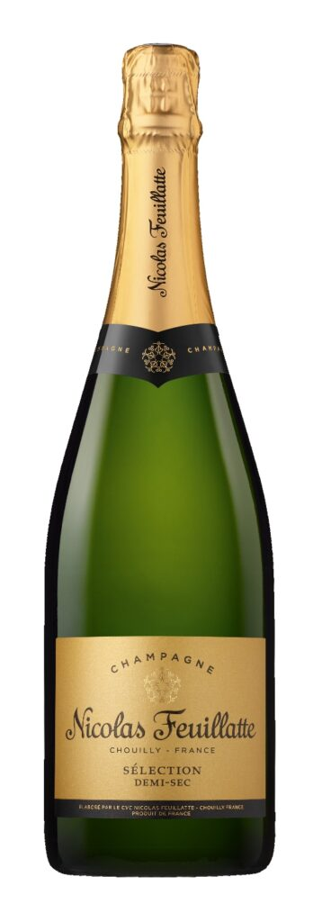 Nicolas Feuillatte Selection Demi-Sec Champagne 75cl