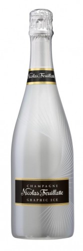 Nicolas Feuillatte Champagne Graphic Ice 75cl