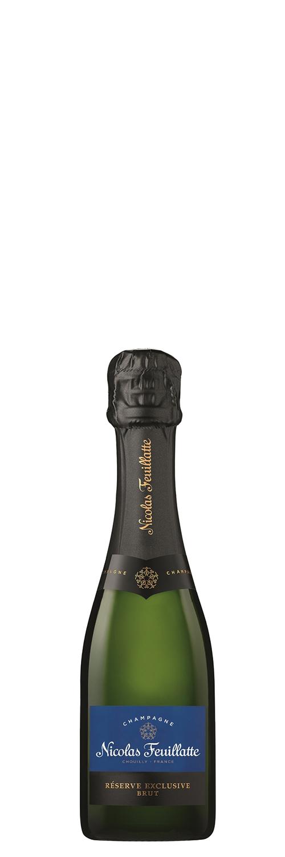 Nicolas Feuillatte Reserve Exclusive Brut Champagne 20cl