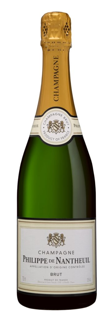 Philippe de Nantheuil Brut Champagne 75cl