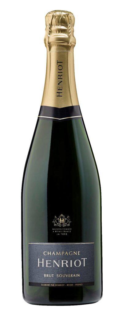 Henriot Brut Souverain Champagne 75cl