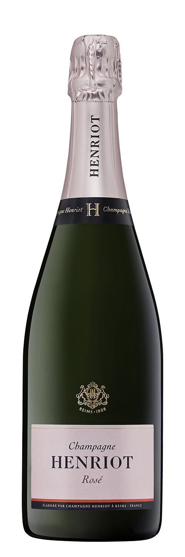Henriot Rose Brut Champagne 75cl