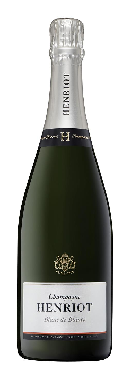 Henriot Blanc de Blancs Brut Champagne 75cl