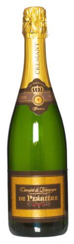 De Perriere Cremant De Bourgogne Brut 75cl